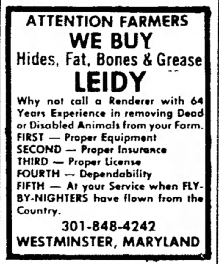 The_News_Tue__Jun_1__1976_Leidy AD